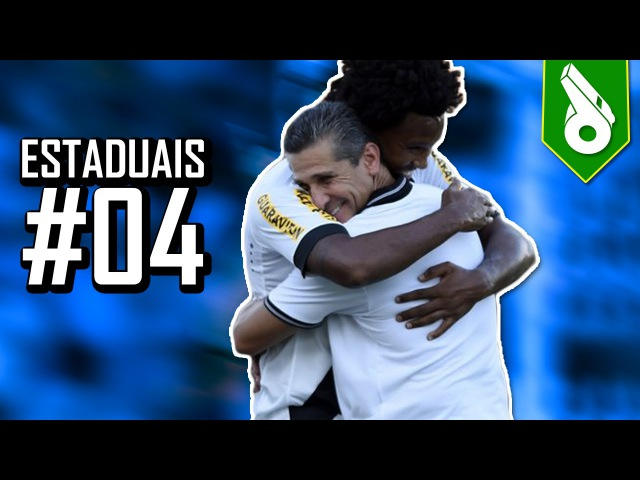 GOLS DA ZUEIRA - ESTADUAIS 04