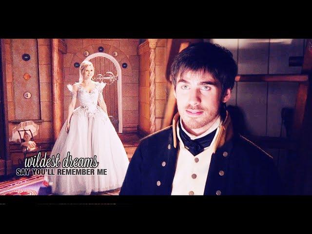 Hook Emma - Wildest Dreams