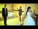 Невеста поёт РЭП для жениха! Очень красиво!!!