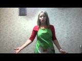 Женская лига выпуск №7, актриса - Афанасьева Елена. Роль Энни из к/ф
