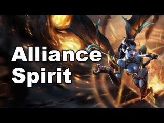 Alliance Spirit - Shanghai Major Dota 2