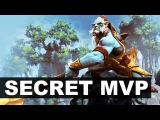 SECRET MVP - 18 min GG - Shanghai Major KOREAN Dota 2