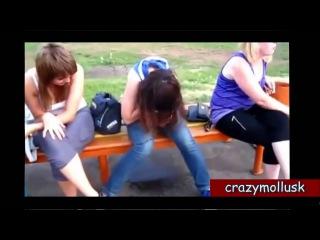 Подборка ПРИКОЛОВ  и  НЕУДАЧ 2014 #30 -  Пьяные девушки, женщины, бабы  (hot girls - not sex)