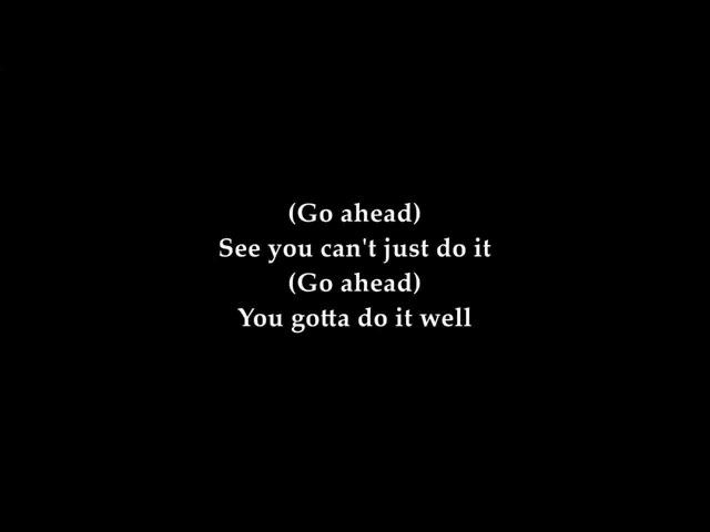 Fabolous - Doin It Well (Lyrics) ft. Nicki Minaj Trey Songz