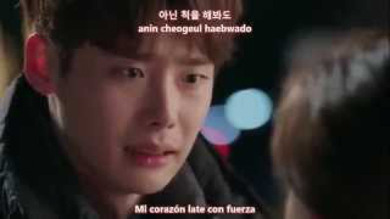 Park Shin Hye - Love Is Like a Snow-[Pinocchio OST Parte 4]-{Sub español}