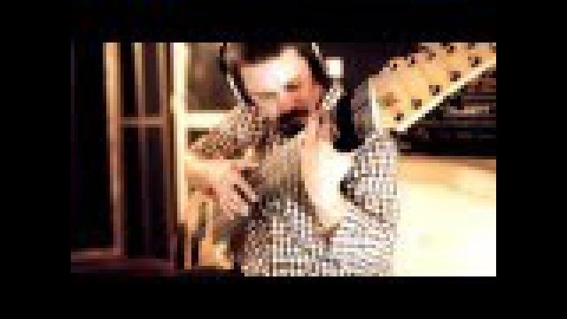 Студийная запись трека Pulse Of The Earth | Уличный музыкант Василий Чернов | 12 струнный БАС