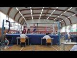 Vinnik Danil(Russia) vs Damjan Markovic (Serbia) Franch Boxing Savate