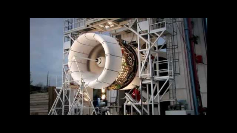 Rolls-Royce, How To Build A Jumbo Jet Engine -HQ- (Part 14)