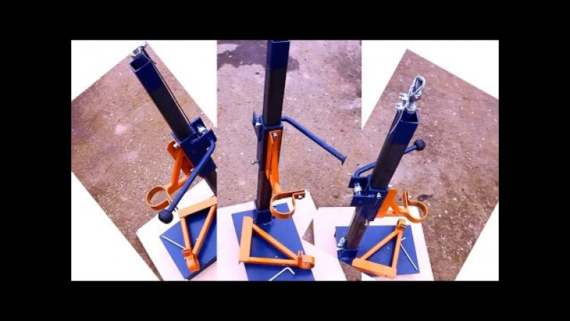 Самодельная стойка для дрели своими руками.Часть2.Homemade drill press