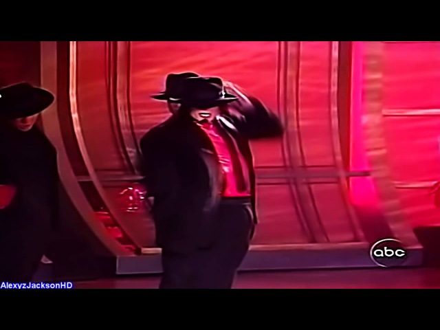 Michael Jackson Dangerous 2002 Live in American Bandstand 2002 HD