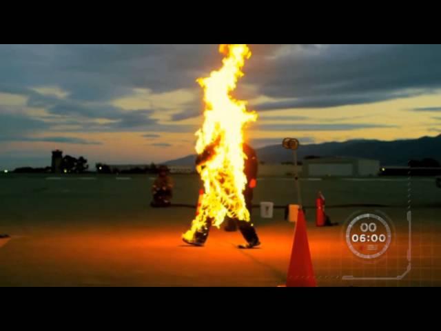 Stan Lee's Superhumans: Human Fireball