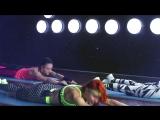 Танцевальное кардио - Упражнения для пресса и спины