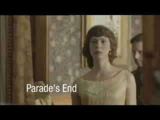 Конец парада/Parade's End (2012) Трейлер