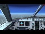 FSX - Обновленный Airbus Extended - Москва - Санкт-Петербург
