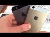 Мобильный телефон iPhone 5 s (Айфон 5с) Точная копия - обзор от Tele Buy