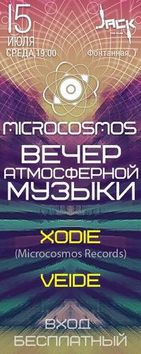 Чилл-вечер от лейбла Микрокосмос