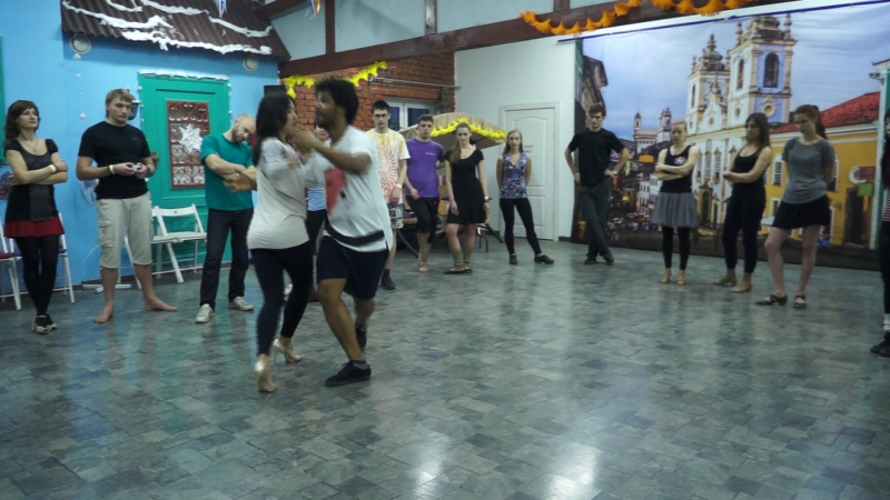 Samba de Gafieira with Ayo Barbosa, 2016-01, Day 1, bailado (cruzado) only