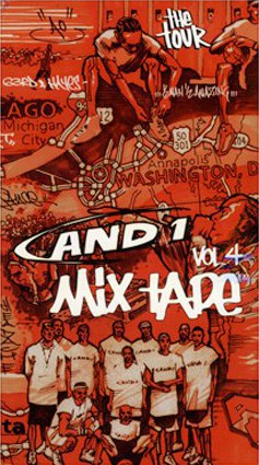 And1 Mixtape vol.4