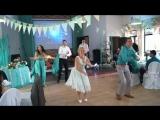 Танец дружков и подружек. Наш свадебный сюрприз гостям :)