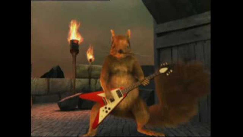 Pikku-Orava - Taivas lyö tulta