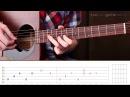 Как играть на гитаре Red Hot Chili Peppers – The Zephyr Song (Guitar tutorial)