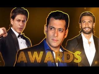 Shahrukh, Salman and Ranveer - 61st FILMFARE Awards 2015 - Promo