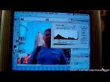 ИТ-музей обзор первого компьютера Apple в линейке iMac - G3 Bondi Blue