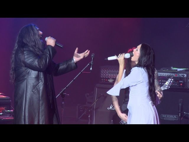 Tarja Turunen - 14.The Phantom of the Opera (Act 1 DVD)