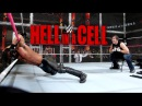 Seth Rollins vs Dean Ambrose - WWE Hell In A Cell 2014 Highlights HD