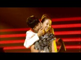 【TVPP】Lee Seung Gi - Candy in my ears (with Baek Ji Young), 이승기 - 내 귀에 캔디 (with 백지영) @ 2009 KMF Live