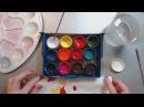 Как подготовить материалы для рисования гуашью