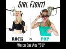 Gabriela Gunčíková - Metallica VS. Miley - Who Are You