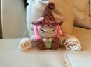 Folletto gnomo Amigurumi tutorial-schema/How to crochet elf Amigurumi