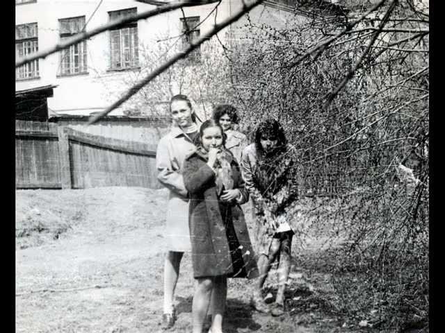 Девчонки 70 х годов