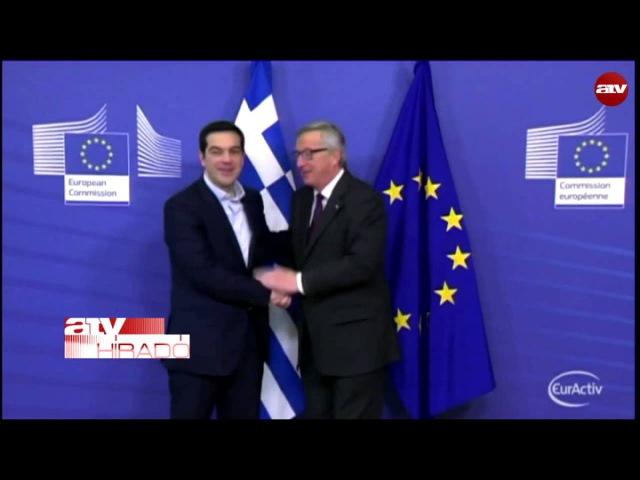 Juncker nem először volt tiszteletlen – felvétel