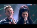 Нюша и Арсений Бородин - Выбирать чудо, Главная сцена, 02.01.16