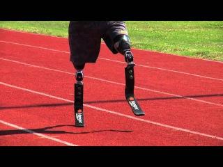 High-Tech Running Prosthetics
