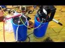 Тесла антена диоды и конденсатор умножитель