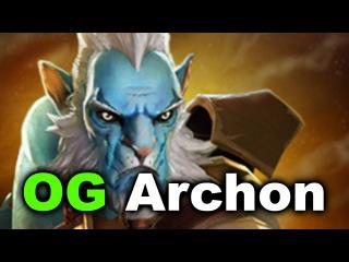 OG Archon - Shanghai Major Dota 2