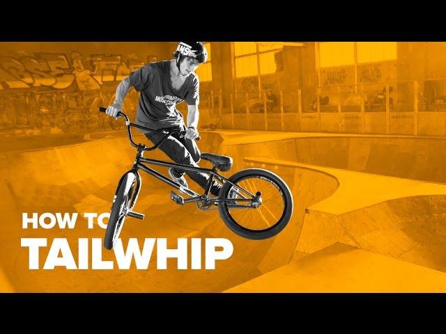 Как сделать тейлвип на BMX. Трюки на BMX для начинающих. How to Tailwhip on BMX