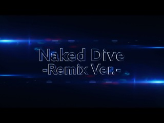 SCREEN mode - Naked Dive (RMX Ver.) [OP Musaigen no Phantom World] | MV