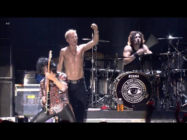 Billy Idol - Rebel Yell 2009 Chicago Live Video HD