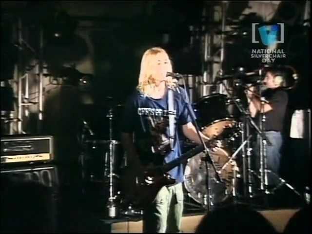 Silverchair Pure Massacre Newcastle 95