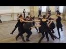 ГААНТ имени Игоря Моисеева. Репетиция класс концерт «Дорога к танцу». Сербский т...