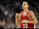 Stephen Curry Full Highlights 2008 NCAA R1 vs Gonzaga - 40 Pts, 30 in 2nd Half, 8 Threes, INSANE!!