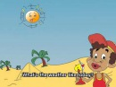 Солнечно, жарко, идет дождь, снег идет! Английский для детей, детские стихи, английские песни.