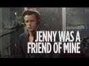 Brandon Flowers The Killers Jenny Was A Friend Of Mine Live @ SiriusXM Alt Nation
