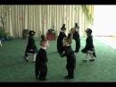 Танец Пингвинов в детском саду