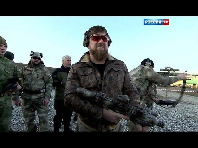 Кадыров ваххабитов тренируют натовские инструкторы В ИГ