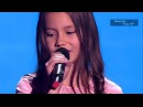 Maria.The Winner Takes it All ABBA.The Voice Kids Russia 2015.